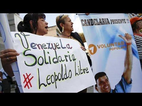 Venezuela opposition leader Leopoldo Lopez sentenced to nearly 14 years