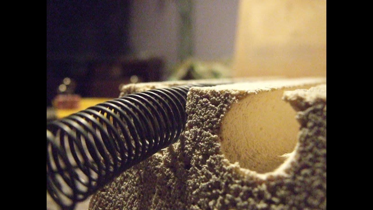 Ремонт нихромовой спирали своими руками 95