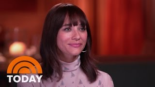 Rashida Jones: Hollywood's Obsessed With Looks And Youth, But 'I Have More To Give'   TODAY