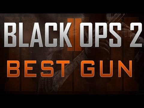 BEST BLACK OPS 2 MULTIPLAYER GUN - BEST BO2 WEAPON