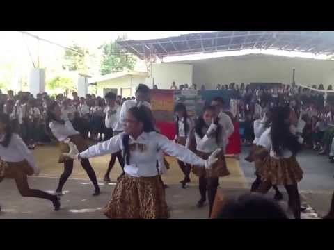Jazz Chant [cac Event] (elimination-1st) - Tres Yakal '13-'14 [dcnhs] video