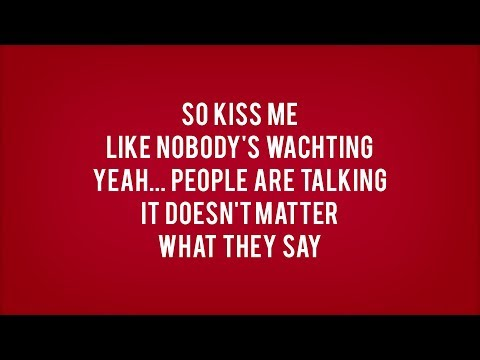 Simple Plan - Kiss Me Like Nobodys Watching