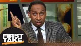 Stephen A. goes off on Scottie Pippen's Michael Jordan-LeBron James comparison | First Take | ESPN