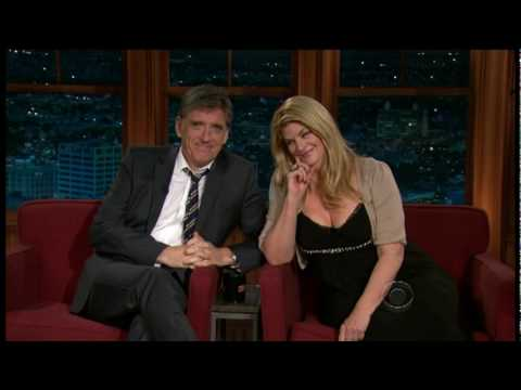 Craig Ferguson interviews Kirstie Alley-Part 2 Video