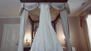 Outdoor Kentucky Wedding Video in Louisville At Whitehall House and Gardens