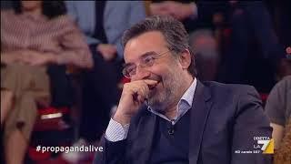 Propaganda Live - Corrado Guzzanti - Il ritorno del monsignor Florestano Pizzarro