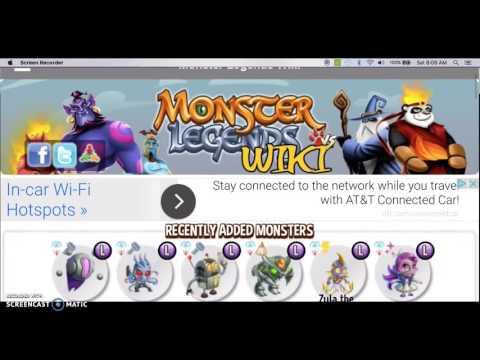 Monster Legends- Monster Reviews
