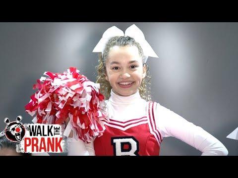Cheerleader Fall | Walk the Prank | Disney XD