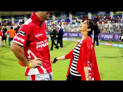 Kxip vs DD : Preity Zinta Enjoying Victory Party With Andrew Tye | IPL 2018 match highlights thumbnail
