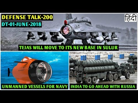 Indian Defence News:BEL to make satellites for ISRO,Tejas New Base in Sulur,Unmanned naval vessels