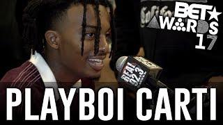 video gratis mp4 Playboi Carti In The BET Awards Radio Room W/ Dj A-Oh