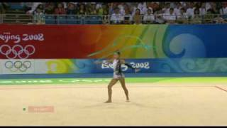 Shin Sooji ribbon 2008 Olympic Games Beijing