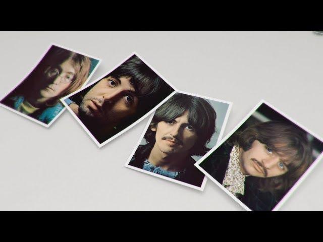 The Beatles - 発売告知映像を公開 新譜「The Beatles (White Album) 」50周年記念盤 2018年11月9日発売 thm Music info Clip