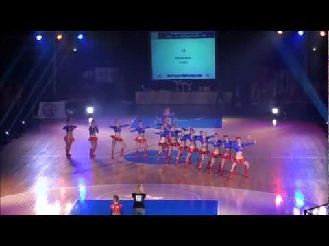Szupergirls - Europameisterschaft Ladies 2013
