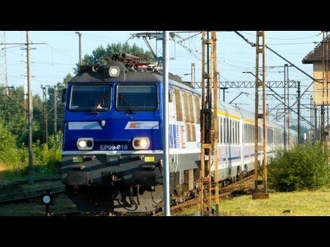 Pociągi PKP Intercity w Kędzierzynie-Koźlu
