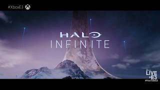 Halo Infinite Trailer - Microsoft Xbox Press Conference E3 2018