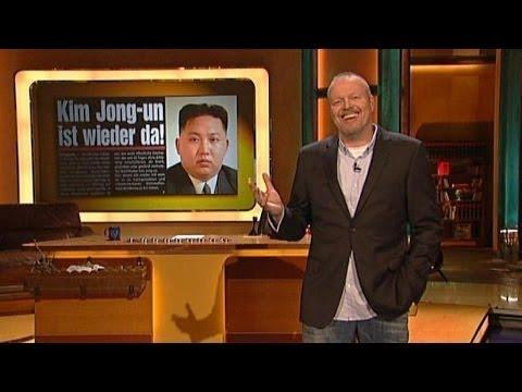 Kim Jong-un is back - TV total