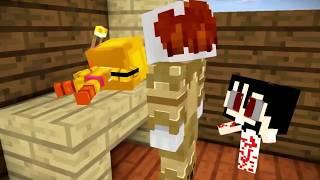 MONSTER SCHOOL : BALDI TEMPLE RUN CHALLENGE WITH BABY MONSTER - Best Minecraft Animation