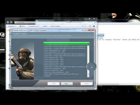 Como descargar Counter strike Source Full en español