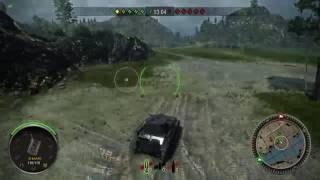 Играю танки