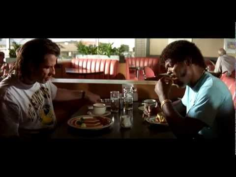 Pulp Fiction: First/Final Scene Complete and Synchronised