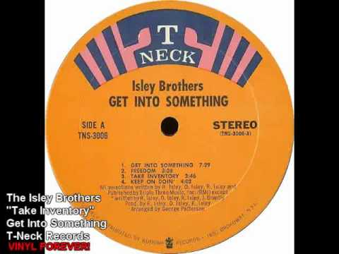 Isley Brothers - Take Inventory