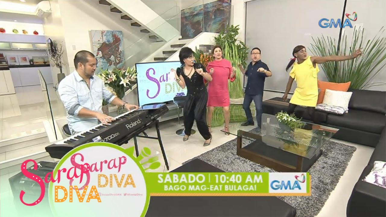 Sarap Diva Teaser: Kuya Dick is in the house!