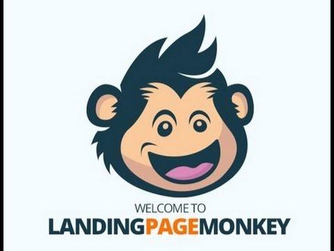 Landing Page Landing Page Monkey {landing