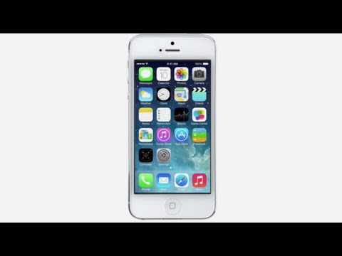 APPLE Introduces iOS7 with all NEW LOOK and FEATURES