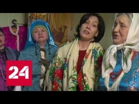 В Якутии поселок Русское Устье фактически превратился в остров - Россия 24