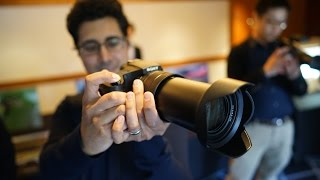 DPReview: Sony Cyber-shot RX10 III Video Overview