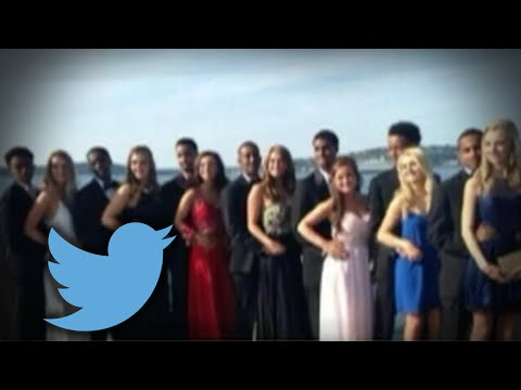 School's Racist Tweet Of White Girls With Black Guys Causes Uproar thumbnail