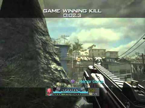 Xxx Bram04 Xxx - Mw3 Game Clip video
