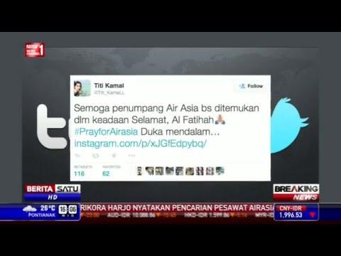 CEO AirAsia Angkat Bicara Lewat Twitter