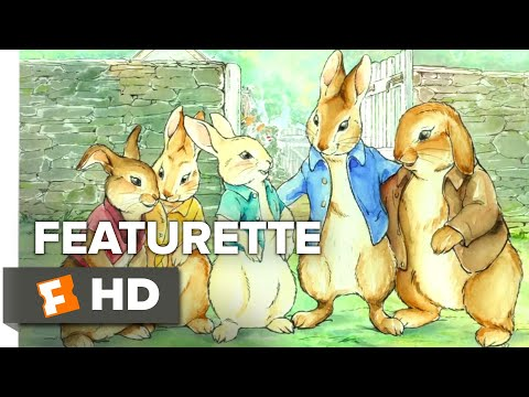 Peter Rabbit Featurette - Beatrix Potter's Legacy (2018) | Movieclips Coming Soon