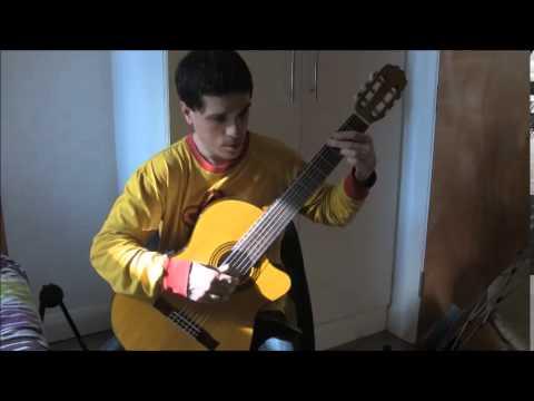Хулио Сальвадор Сагрегас - Op.6-Vals Capricho Espanol