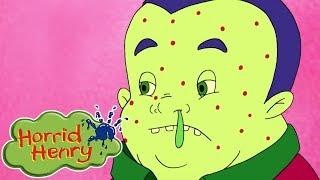 Horrid Henry - Gross Henry | Cartoons For Children | Horrid Henry Episodes | HFFE