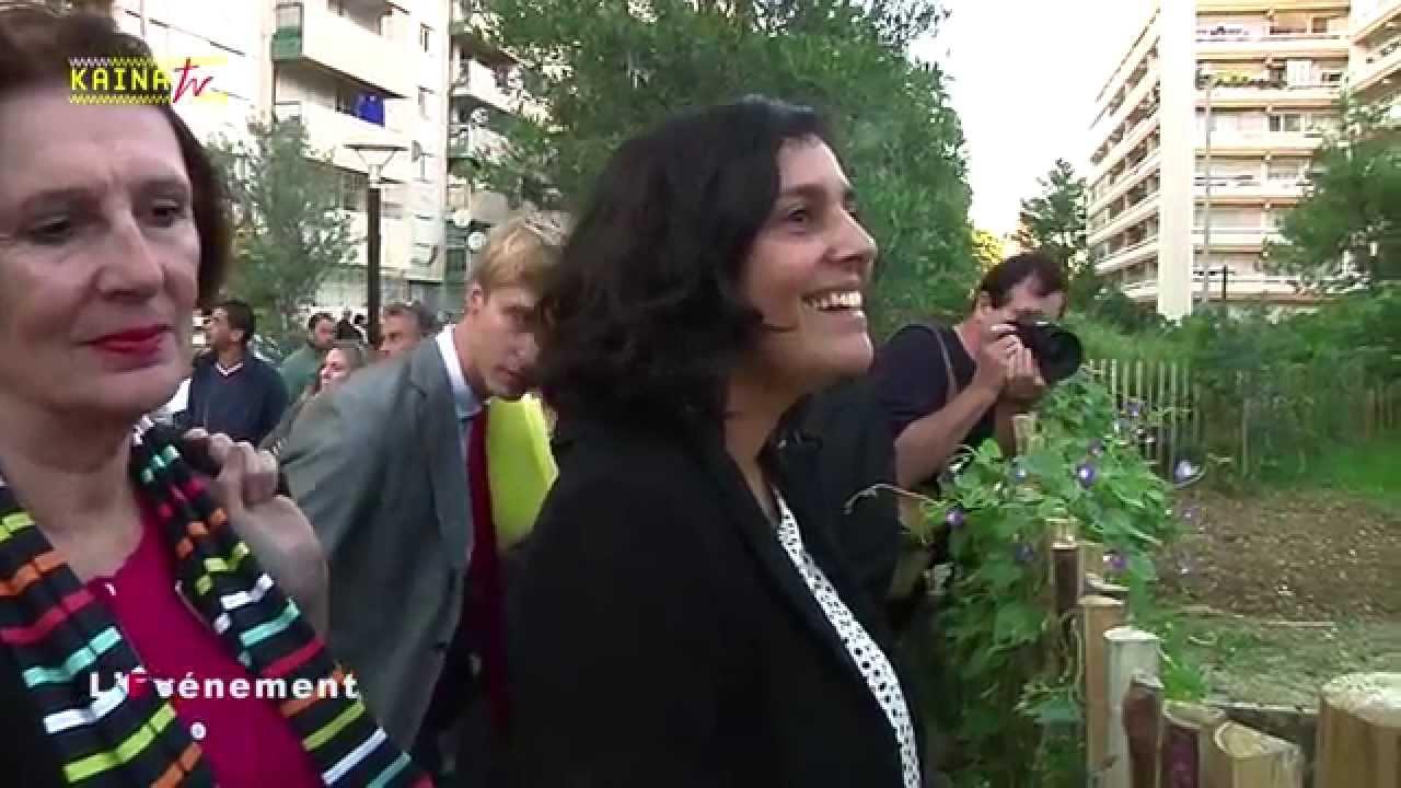 Myriam El KHOMRI à la Paillade