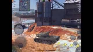 WoT Blitz AMX 50 120 первое впечатление