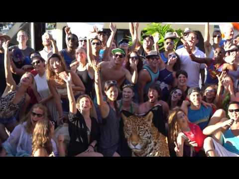 00155 ZoukMX 2016 Yatch party End of event video with ALL ~ video by Zouk Soul