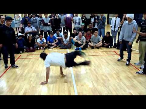 Round 7 - SKB vs HybridFormz - SYDNEY BBOY LEAGUE