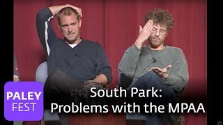South Park - Matt Stone on Problems with the MPAA (Paley Center, 2000)