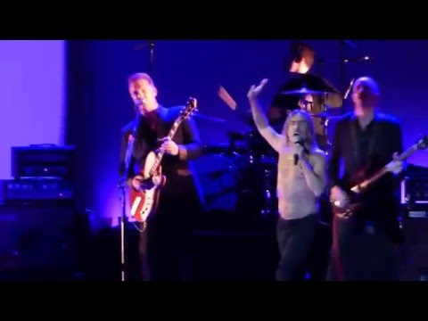 German Days, Iggy Pop, Post Pop Depression Tour, HMH, Amsterdam