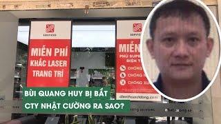Công ty Nhật Cường ra sao khi Tổng giám đốc Bùi Quang Huy bị bắt