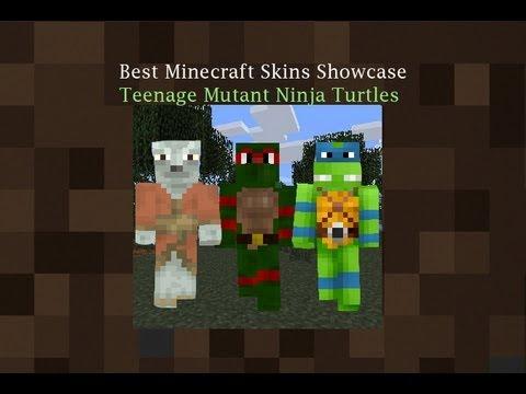 Ninja Turtle | Minecraft Skins