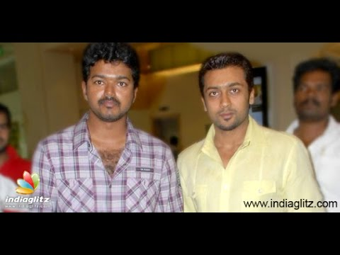 Vijay praises Surya after watching Mass Movie | Hot Tamil Cinema News