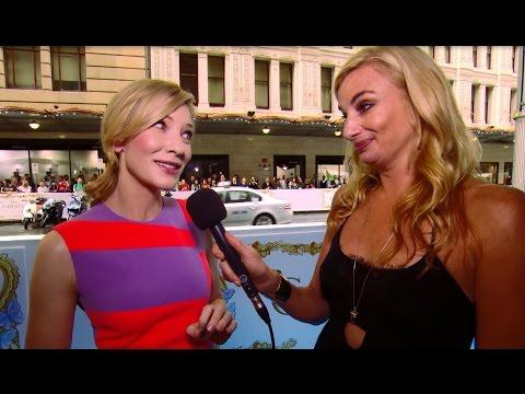 Cinderella - Australian Premiere - Cate Blanchett Interview