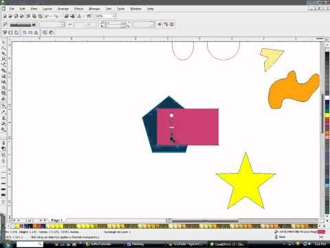 The Basic Tools of CorelDraw with Freelance Fridge
