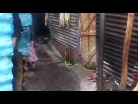 Documentary Film - A slum of Pune (India) - IIPM Students