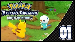 Pok mon Mystery Dungeon Gates to Infinity (Game) - Giant Bomb